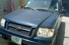 Need to sell cheap used blue 2004 Ford Explorer at mileage 150,000