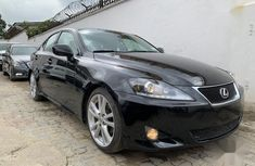 Clean and neat used 2007 Lexus IS sedan in Ikeja at cheap price