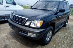 Sell authentic 2000 Lexus LX at mileage 1