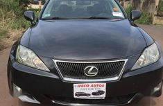 Lexus IS 250 AWD 2007 Gray color for sale
