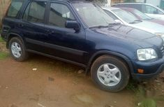 Blue 1998 Honda CR-V at mileage 112,134 for sale in Jos