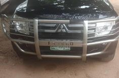 Black 2009 Mitsubishi Pajero for sale at price ₦2,600,000