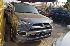 Toyota Highlander 2014 Gray color for sale