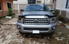 Foreign Used Toyota Sequoia Limited 2014 Model
