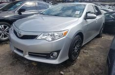 Foreign Used Toyota Camry LE 2013 Model Silver