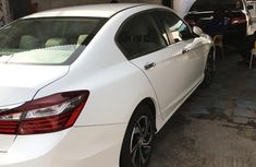 Foreign Used 2016 Honda Accord for sale