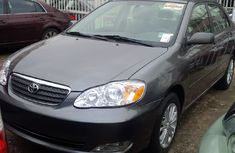 Foreign Used Toyota Corolla LE 2007 Model