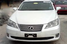 Lexus Es350 2011 Model, White