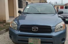 Neat Nigerian Used 2007 Toyota Rav4 for Sale