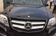 Mercedes-Benz GLK-Class 2013 350 4MATIC Black color for sale