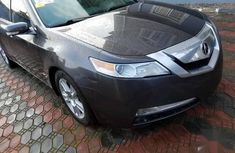 Acura TL 2009 Automatic Tech Package Gray color for sale