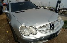 Sell used 2008 Mercedes-Benz SL automatic at price ₦1,800,000