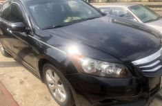 Honda Accord 2012 Automatic Petrol ₦1,550,000