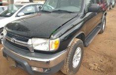 Toyota 4-Runner 2002 Black color for sale