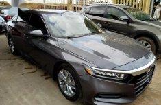 Honda Accord 2019 Gray color for sale