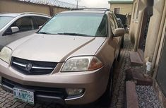 Sell used 2002 Acura MDX automatic at price ₦900,000 in Ikeja