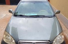 Toyota Corolla Sedan Automatic 2003 Green color for sale