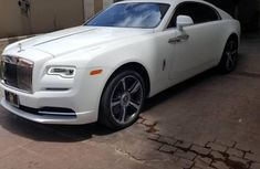 Sell 2015 Rolls-Royce Ghost at price ₦200,000,000 in Ikeja
