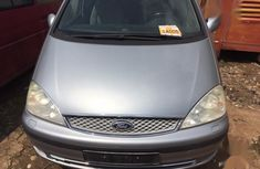 Sell cheap grey/silver 2005 Ford Galaxy manual
