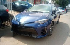 Used 2017 Toyota Corolla automatic for sale at price ₦9,750,000 in Ikeja