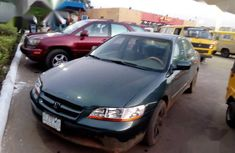 Used 2001 Honda Accord for sale at price ₦600,000 in Ikeja