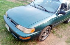 Toyota Corolla 1999 Automatic Green color for sale