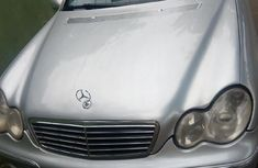 Well maintained 2005 Mercedes-Benz C230 automatic at mileage 765,821 for sale