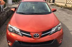 Need to sell used 2015 Toyota RAV4 automatic in Ikeja at cheap price