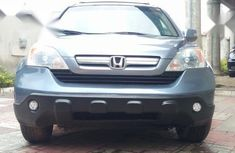 Honda CR-V 2008 2.0i Executive Automatic Blue color for sale