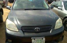 Toyota Matrix 2007 gray color for sale