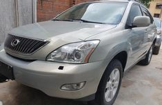 Sell used grey/silver 2007 Lexus RX at mileage 80,074