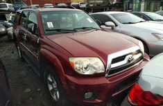 Well maintained 2006 Toyota 4-Runner suv for sale at price ₦3,700,000