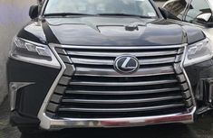 Sell well kept 2016 Lexus LX at price ₦34,500,000 in Ikeja