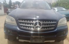 Sell well kept 2006 Mercedes-Benz M-Class automatic