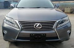 Used 2014 Lexus RX car automatic at attractive price in Ikeja