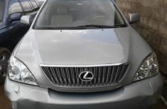 Certified grey/silver 2007 Lexus RX automatic in good condition