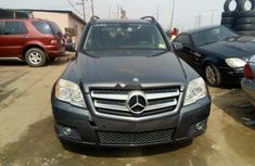 Sell high quality 2011 Mercedes-Benz GLK suv / crossover automatic in Lagos