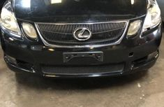 Used black 2006 Lexus GS automatic for sale