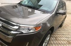 Ford Edge 2012 Brown color for sale