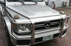 2004 Mercedes-Benz G-Class suv automatic for sale at price ₦7,600,000 in Lagos