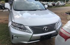 Need to sell cheap used 2014 Lexus RX automatic in Abuja