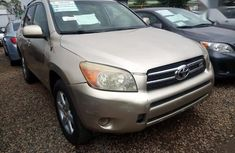 Best priced used gold 2007 Toyota RAV4 automatic