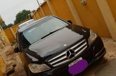 Well maintained 2008 Mercedes-Benz C350 for sale in Ibadan