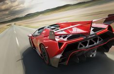 Ultimate auto bragging rights? Buy a Lamborghini Veneno Roadster!