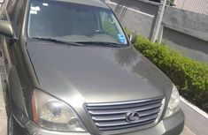 Sell 2008 Lexus GX suv automatic in Lagos