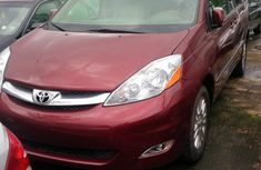 Foreign Used 2008 Toyota Sienna Limited