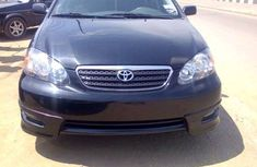 Clean tokunbo Toyota corolla sport for sale buy and drive