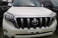 Authenticused 2017 Toyota Land Cruiser Prado for sale at price ₦22,000,000