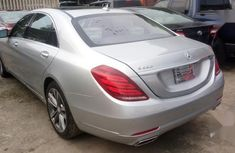 Selling 2015 Mercedes-Benz S-Class automatic at mileage 108,000