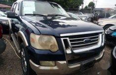 Ford Explorer 2006 Blue color for sale